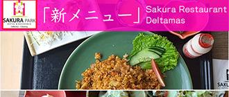 「さくらレストラン」日替わりメニュー!