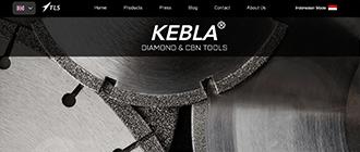 「金属部品や素材を研削加工する工具製造・ロボット」会社