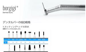 歯科用 研磨バーを売りたいローカル会社